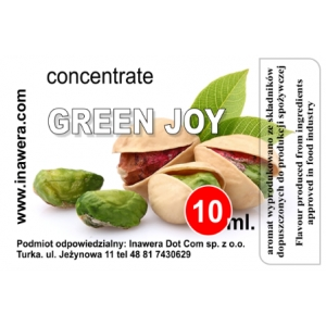 Green Joy (Pistacchio)