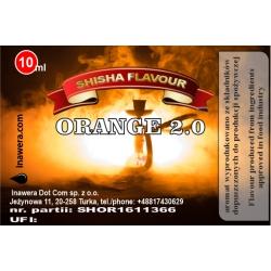 Orange 2.0 Shisha