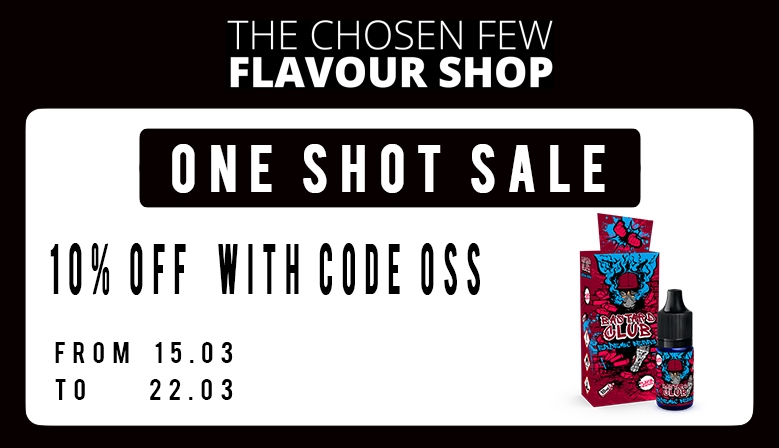 One Shot Sale